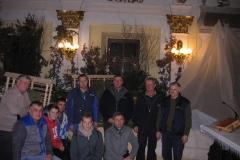 Jasličarji v župnijski cerkvi v Šentvidu