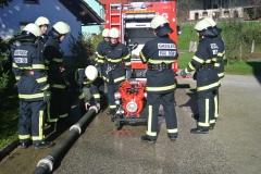 Mladinska gasilska tekmovanja  in ostale aktivnosti v jeseni 2014
