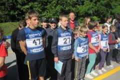 Mladinsko tekmovanje v orientacijskem teku