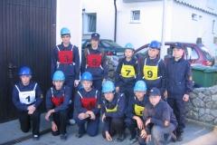 Občinsko prvenstvo v gasilskih disciplinah v Ambrusu