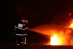Požarna vaja - Oktober 2012