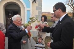 Slovesnost ob 90 letnici Jožeta Kramar